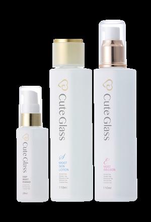 化粧水・美容液・乳液セット