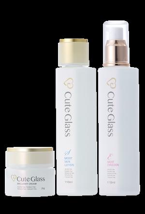 化粧水・乳液・美容クリームセット